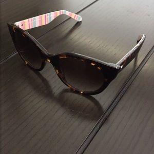 Kate Spade Sunglasses, Cat Eye, 'Hello Sunshine'